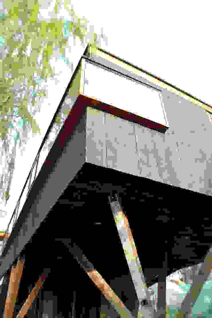 現代房屋設計點子、靈感 & 圖片 根據 PhilippeGameArquitectos 現代風