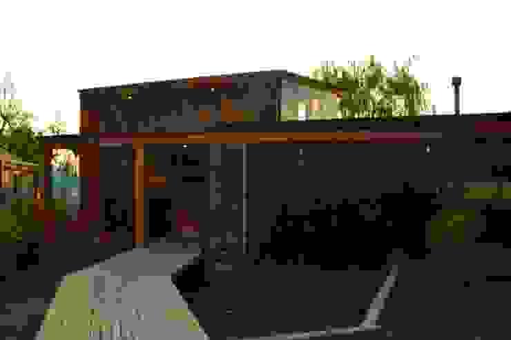 Acceso Casas estilo moderno: ideas, arquitectura e imágenes de homify Moderno