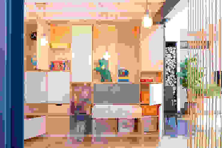 Playroom Kamar Bayi/Anak Modern Oleh TAS Architects Modern