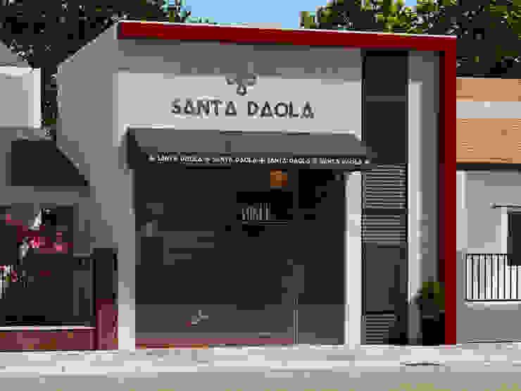 Loja Santa Paola por Marcos Assmar Arquitetura | Paisagismo