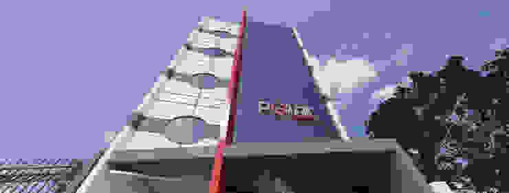 Loja Point Magazine (Filial) - Perspectiva 01 por Marcos Assmar Arquitetura | Paisagismo