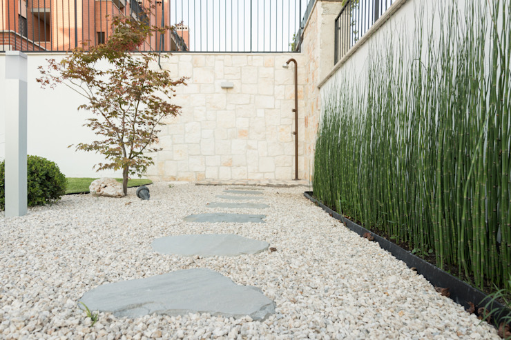 Jardines de estilo  por AbitoVerde,