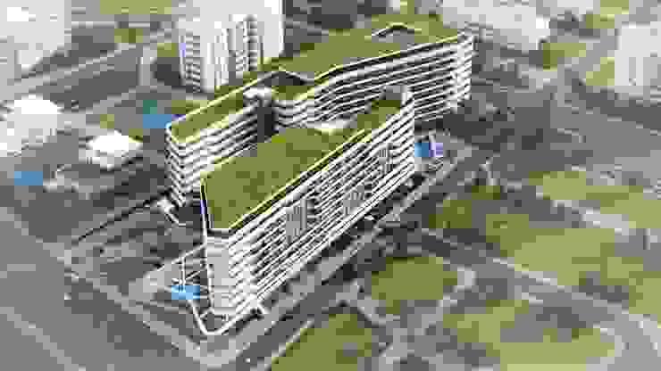 Maisons modernes par VERO CONCEPT MİMARLIK Moderne