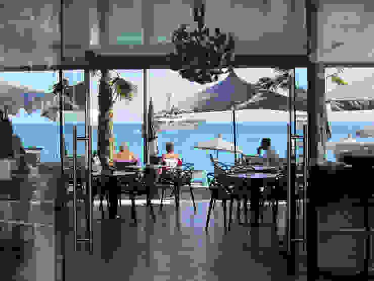 Mediterranean style gastronomy by EC-BOIS Mediterranean Wood-Plastic Composite
