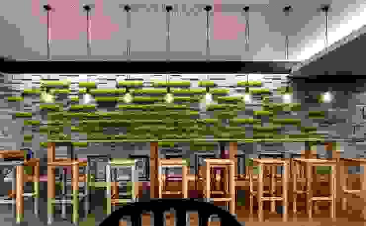 Traços Interiores Hotels Slate Green