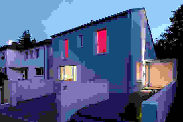 In Abendstimmung von Grotegut Architekten Modern