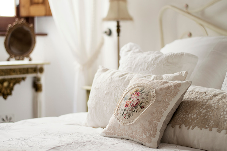 The Marmalade House Rustik Yatak Odası Sena Architects Rustik