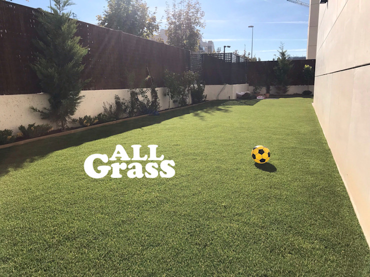 Allgrass Solutions สวน