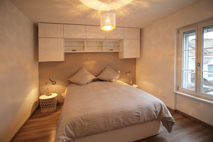 chambre après travaux par Agence ADI-HOME Moderne