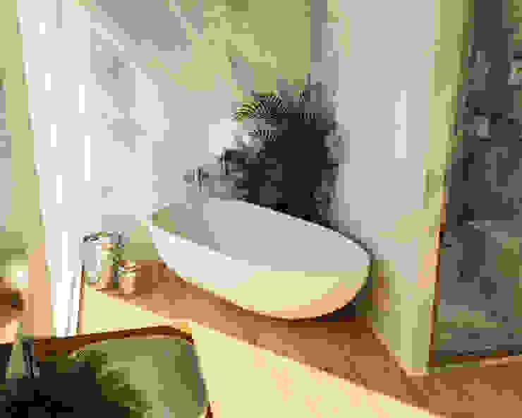 Banheira Aline Casas de banho modernas por Smile Bath S.A. Moderno