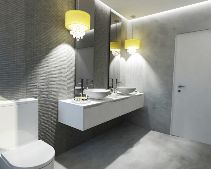 Kamar Mandi Modern Oleh Smile Bath S.A. Modern