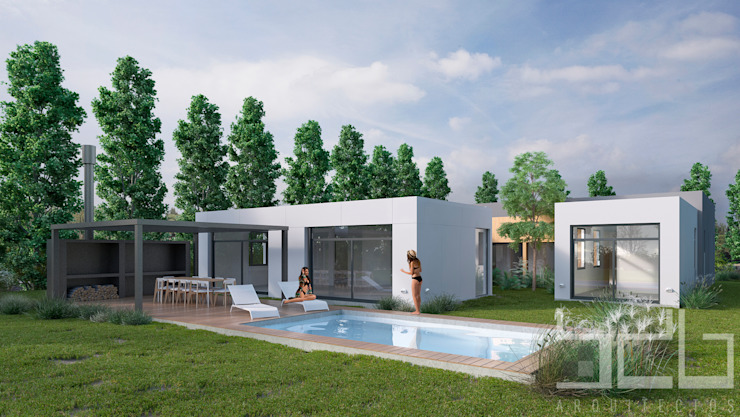 by BDB Arquitectura