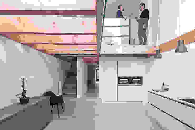 House Overveen Moderne keukens van Bloot Architecture Modern Beton