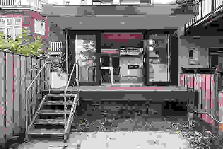 House Overveen van Bloot Architecture Modern Beton