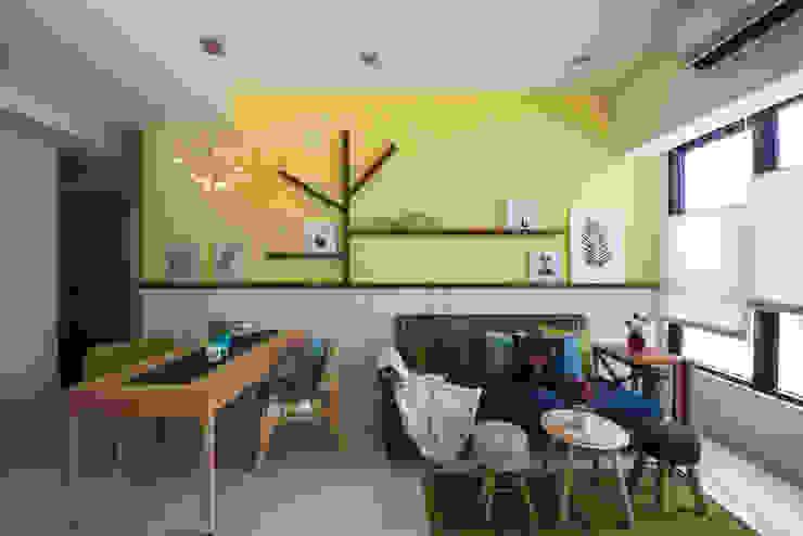 moon yellow 根據 澄月室內設計 北歐風