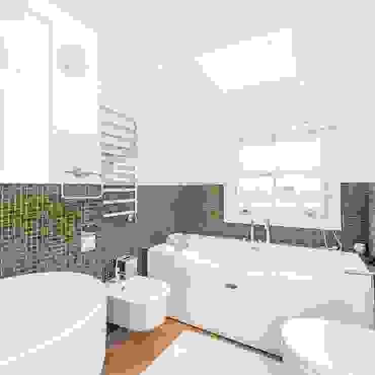 Bathroom Modern Bathroom by John Doe Architects Modern Ceramic