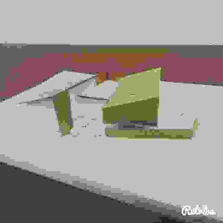 고산 주택 by 루아건축사사무소