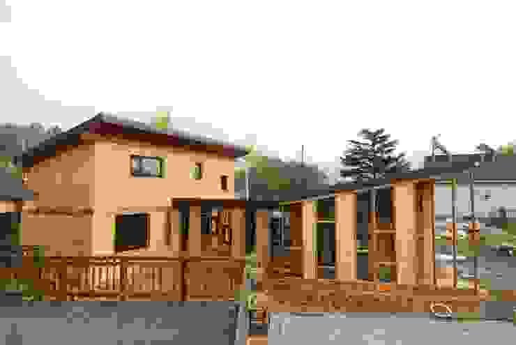 고산 주택 모던스타일 주택 by 루아건축사사무소 모던