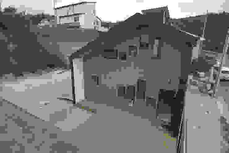 금산 별무리 모던스타일 주택 by 루아건축사사무소 모던