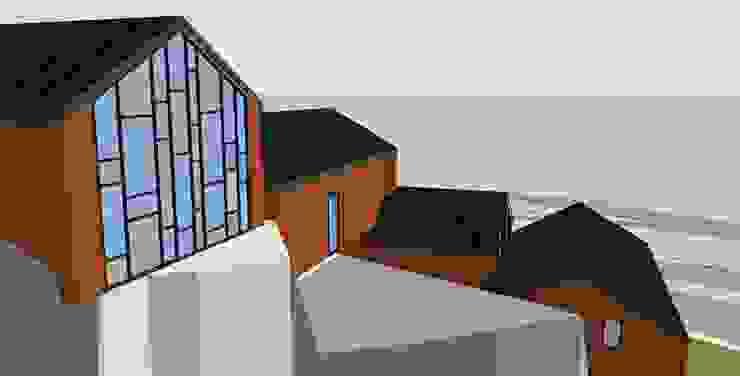 순천 숲 속의 집 by 루아건축사사무소