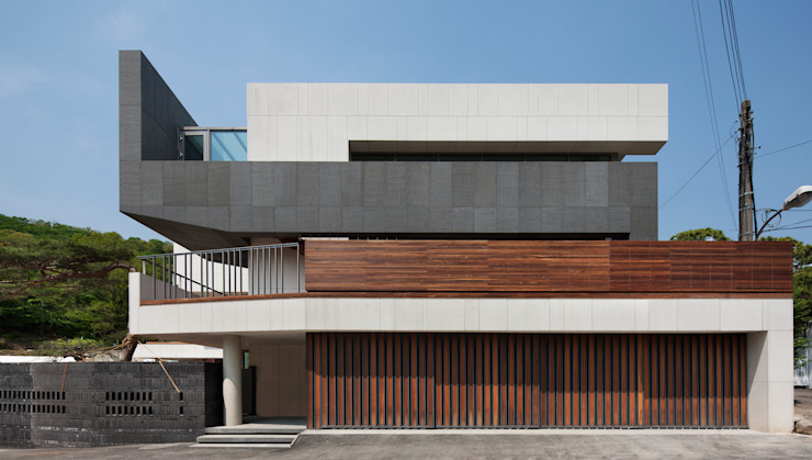 L'eau Design 現代房屋設計點子、靈感 & 圖片