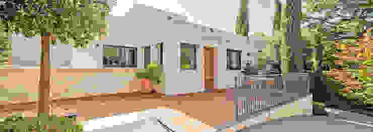 Chalet La Moraleja II Casas de estilo moderno de Tarimas de Autor Moderno
