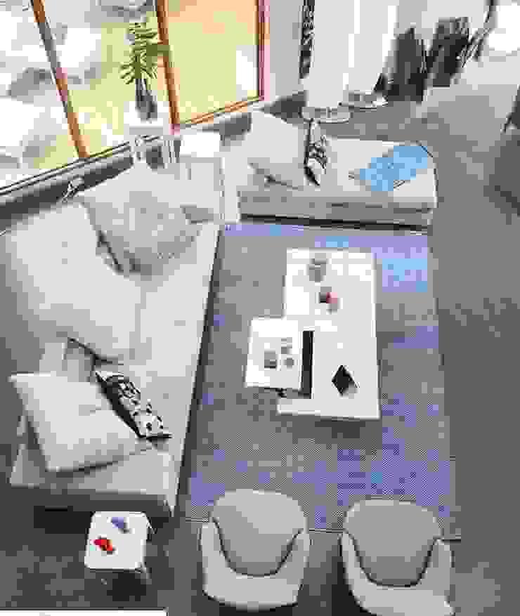 Living room: modern  by Roche Bobois , Modern