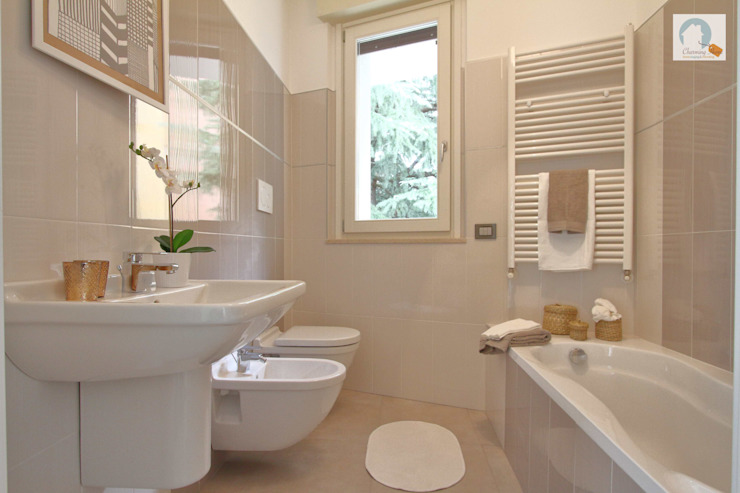 Charming Home Salle de bain moderne
