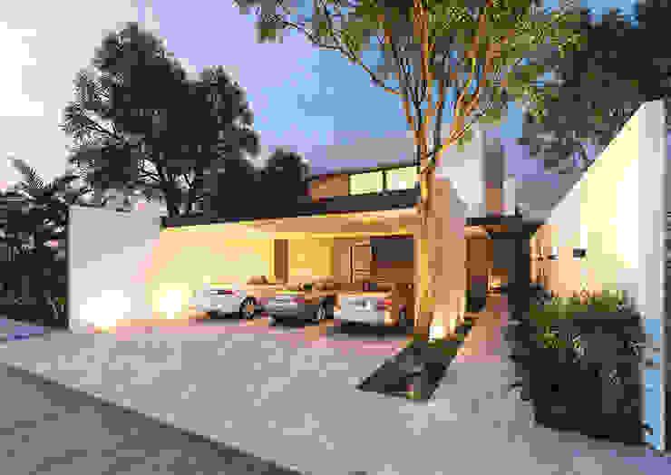 Telheiros  por Heftye Arquitectura