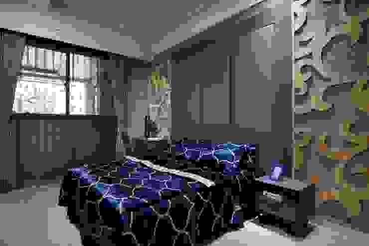 揮灑強烈且讓人印象深刻的色彩 根據 雅和室內設計 古典風