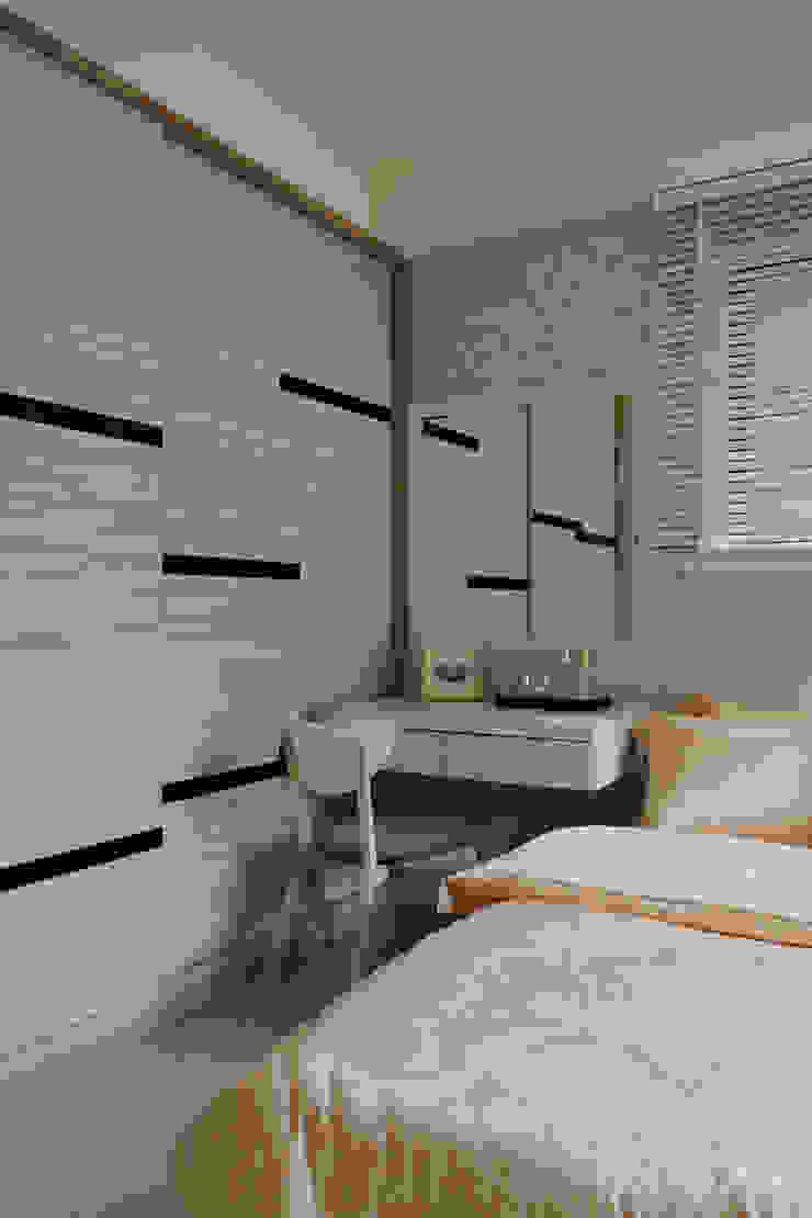 擁有獨一無二的個性魅力 根據 雅和室內設計 現代風