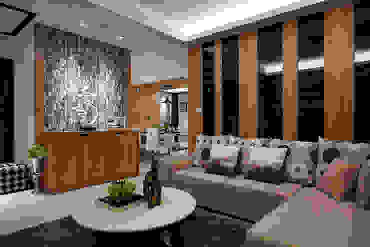 內斂低調奢華的風格 根據 雅和室內設計 現代風