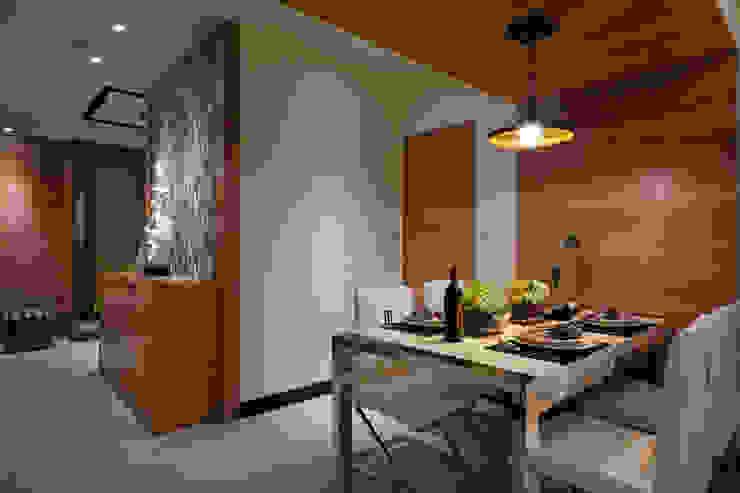 讓用餐環境更加愉悅輕鬆 根據 雅和室內設計 現代風