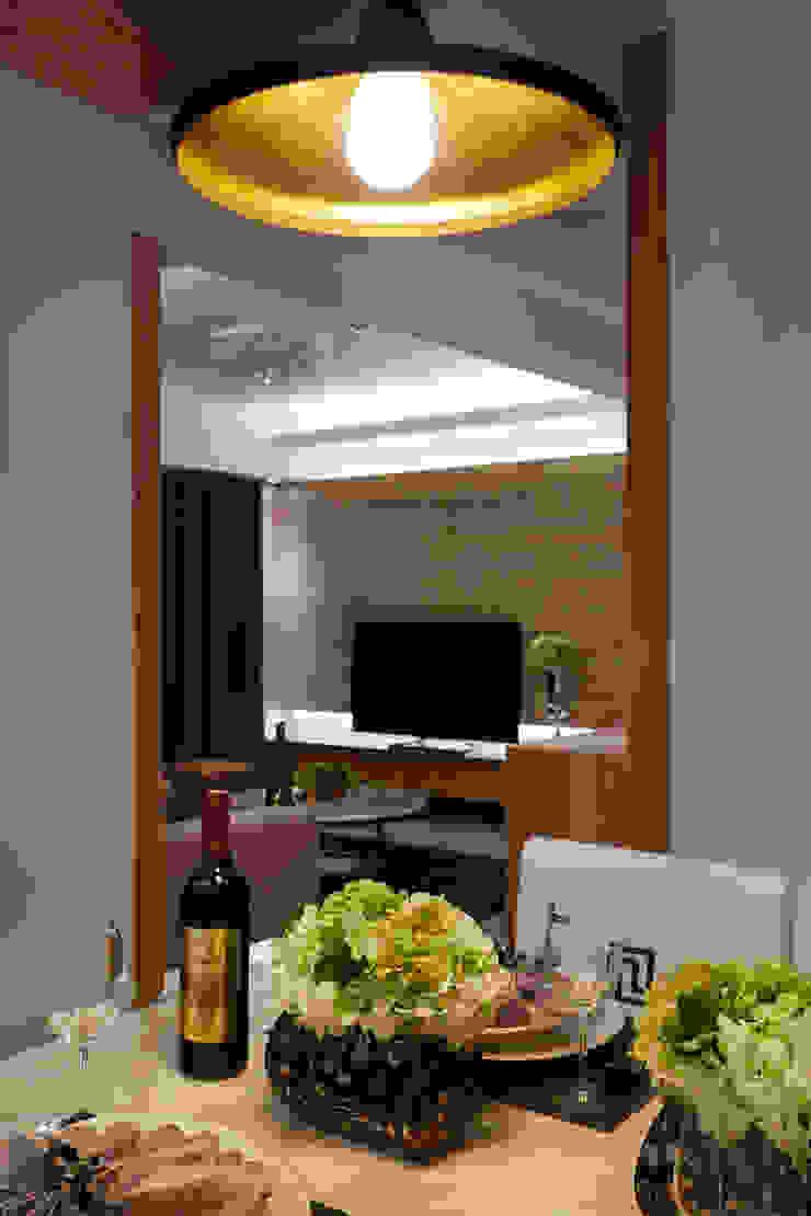 將建材複雜性降到最低 根據 雅和室內設計 現代風