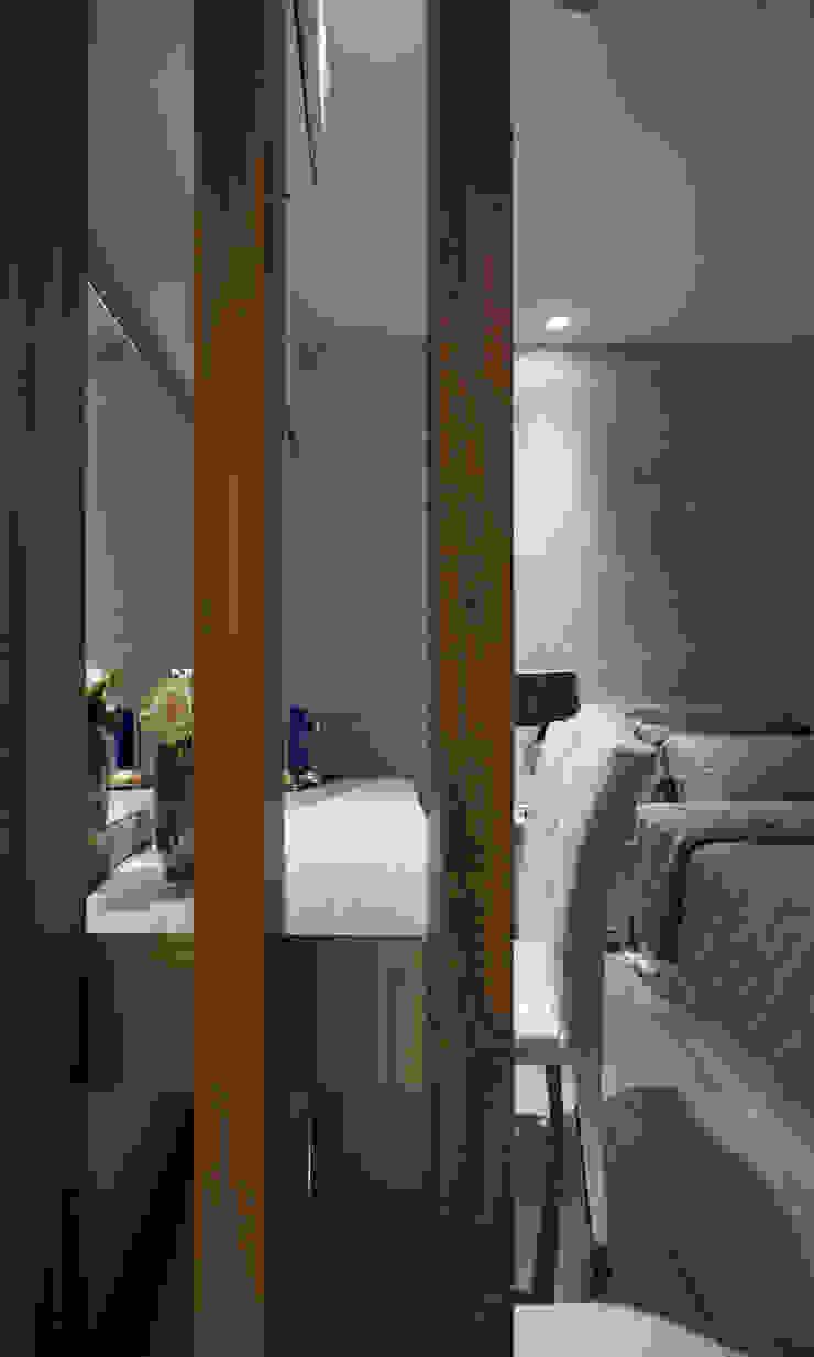 勾勒出優雅大器的低奢風範 根據 雅和室內設計 現代風