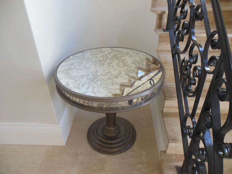 Mirrored occasional table: eclectic  by MELLOWOOD Furniture, Eclectic