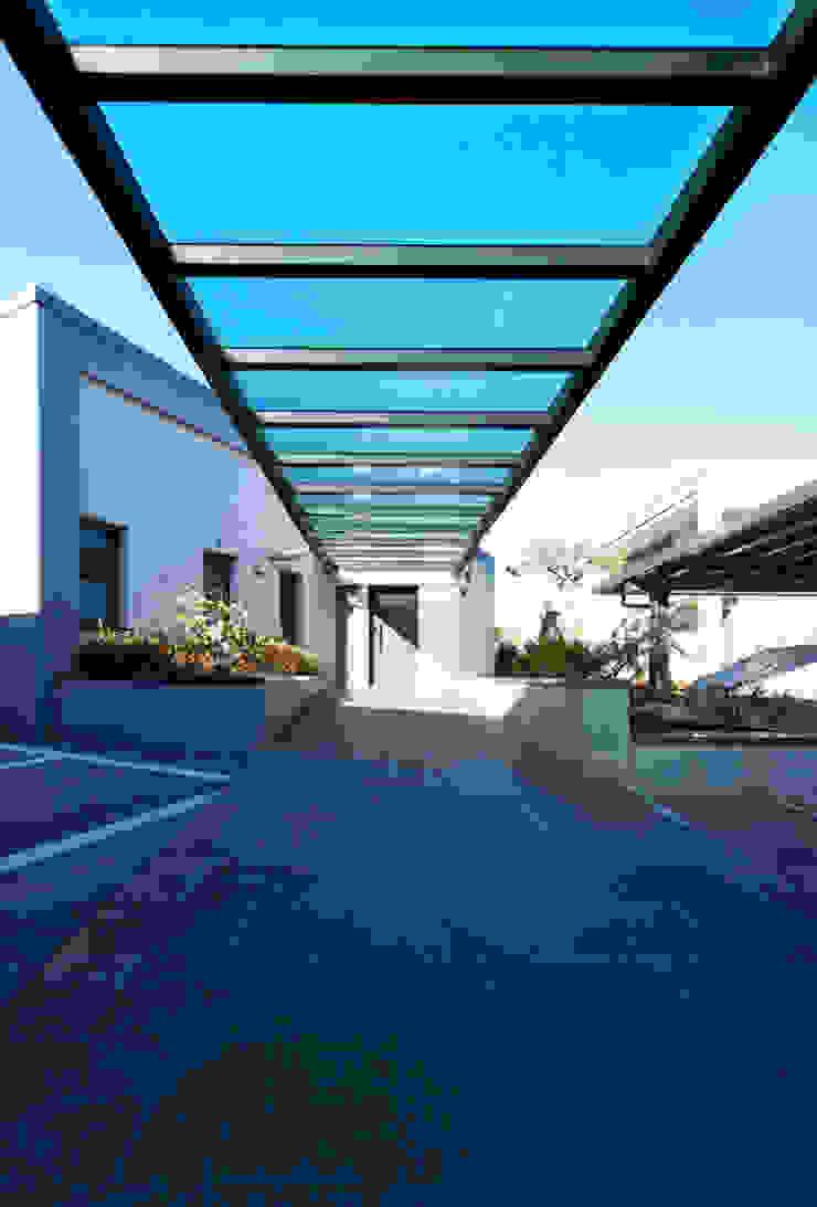 광주 서창동 1.4리터 패시브하우스 – 부모님집 by (주)자림이앤씨건축사사무소 모던