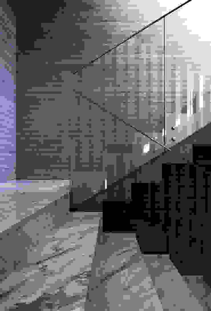 광주 서창동 1.4리터 패시브하우스 – 아들집 by (주)자림이앤씨건축사사무소 모던 콘크리트