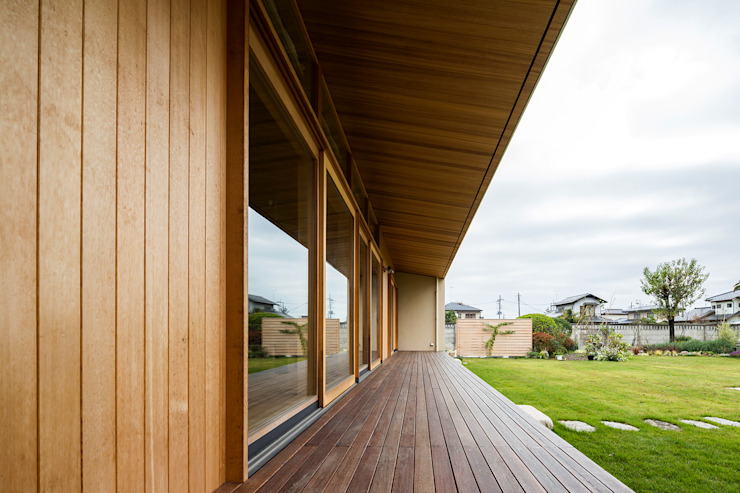 by アトリエ慶野正司 ATELIER KEINO SHOJI ARCHITECTS Eclectic