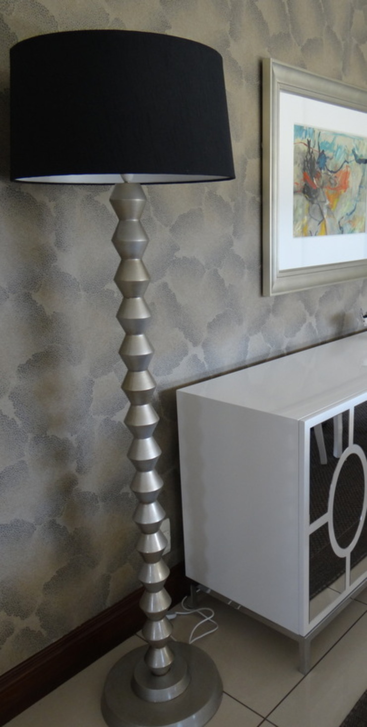 House Sandhurst Modern Dining Room by Simply Living Online Modern Silver/Gold