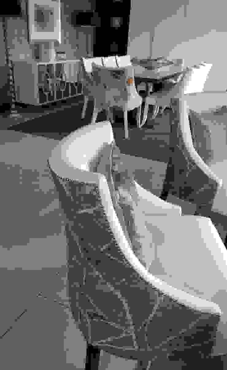 House Sandhurst Modern Living Room by Simply Living Online Modern Silver/Gold