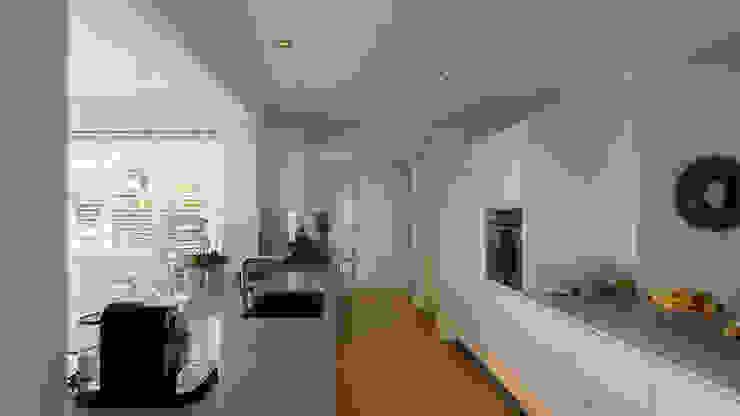 Kitchen by CHORA architecten, Modern