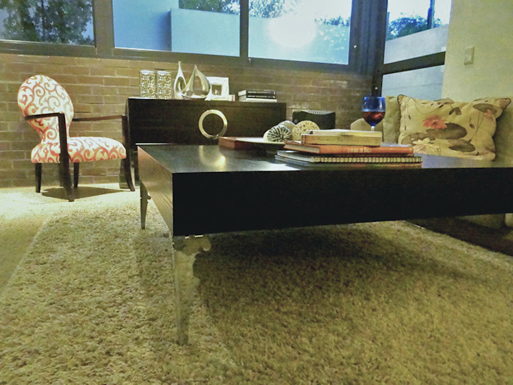 House Parkview Modern Living Room by Simply Living Online Modern Concrete