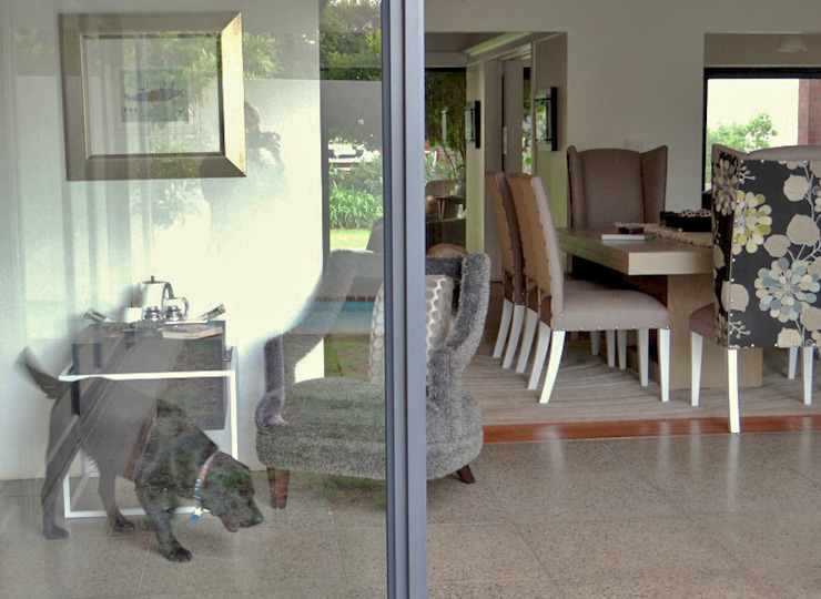 House Parkview Modern Dining Room by Simply Living Online Modern Concrete