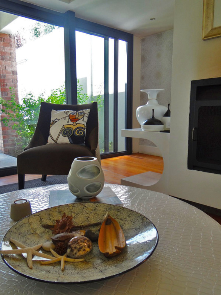 House Parkview Modern Living Room by Simply Living Online Modern Ceramic
