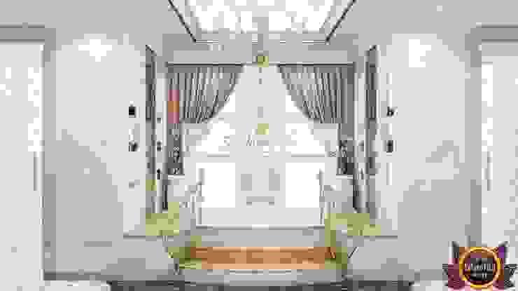 The philosophy of exclusive luxury from Katrina Antonovich Classic style bathroom by Luxury Antonovich Design Classic