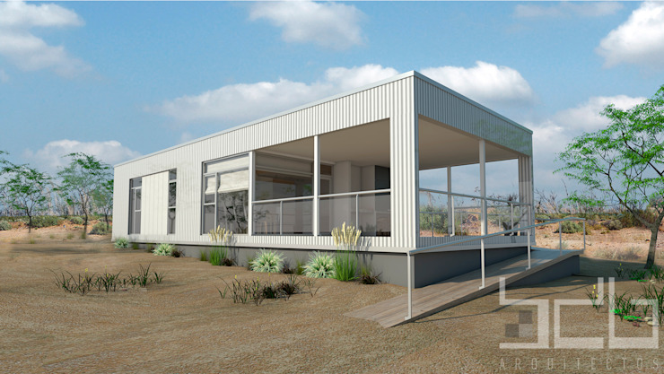 by BDB Arquitectura,