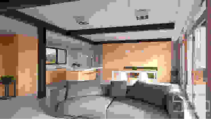 Interior A de BDB Arquitectura