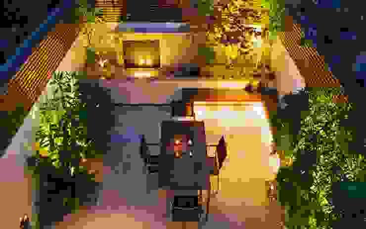 Courtyard garden ideas MyLandscapes Garden Design Modern style gardens
