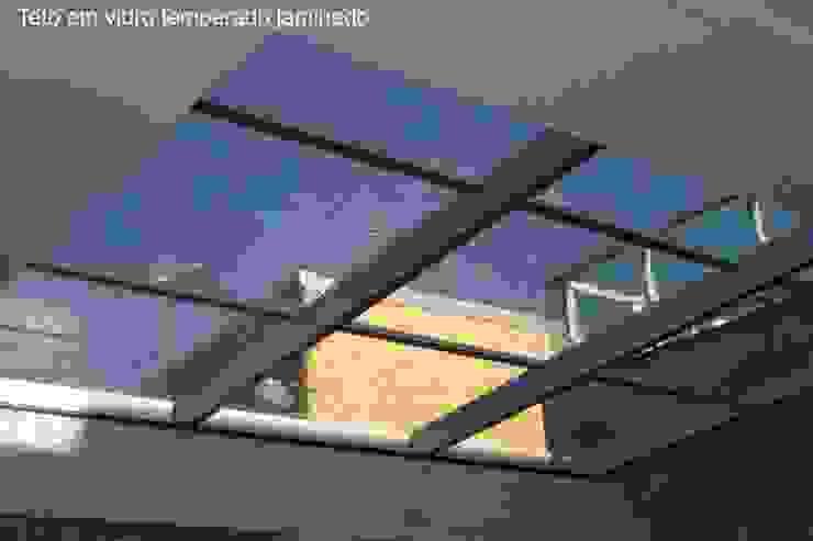 Envidralux esquadrias e vidros Atap Kaca